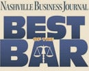 Nashville Business Journal Best Bar