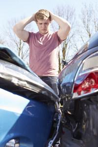 car crash what do i do