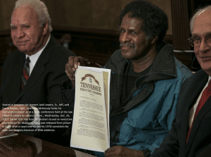 Lawrence McKinney Exonerated by the Governor